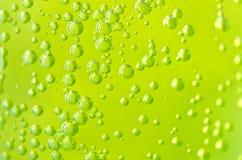 Grüne Blasen Stockbilder