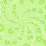 Grüne Blumen Stockfotos
