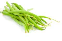 Grüne Bohnen Stockfoto