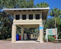 Grüne Cay Park Lizenzfreies Stockbild