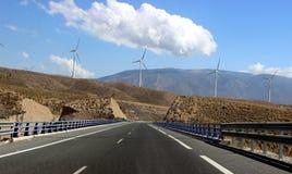 Grüne Energie Stockfoto