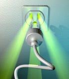 Grüne Energie Lizenzfreie Stockbilder
