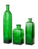 Grüne Flasche Lizenzfreie Stockfotos