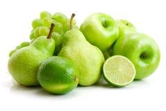 Grüne Früchte stockfotografie