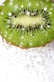 Grüne Frucht Lizenzfreies Stockbild