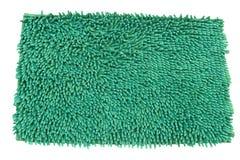 Grüne Fußmatte Stockfotos