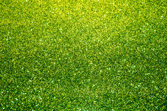 Grüne funkelnde Weihnachtsbeschaffenheit lizenzfreies stockbild