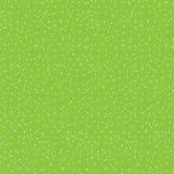 Grüne geometrische Abstraktion Stockbild