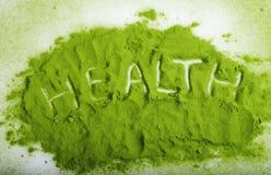 Grüne Gerste stockfotos