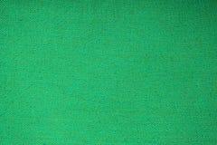 Grüne Gewebebeschaffenheit Lizenzfreies Stockfoto