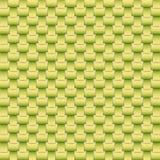 Grüne Gewebebeschaffenheit und Hintergrund vektor abbildung