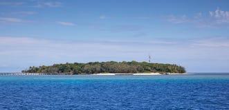 Grüne Insel, Queensland Australien Lizenzfreie Stockbilder