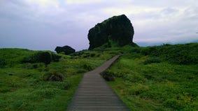 Grüne Insel Taiwan Lizenzfreies Stockfoto