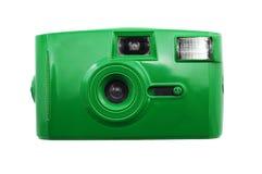 Grüne Kamera Stockfotografie