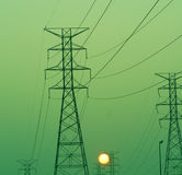 Grüne Leistung Lizenzfreie Stockbilder