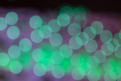 Grüne Leuchte Stockfotos