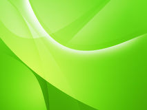 Grüne Mac-Art stockfoto