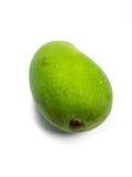 Grüne Mango lizenzfreie stockbilder