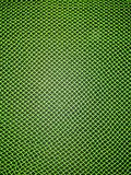 Grüne Maschenmuster stockbild