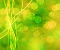Grüne Natur-Zusammenfassungs-Hintergrund-Beschaffenheit Stockfotos