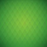 Grüne Quadrate des Vektors, abstrakter Hintergrund stock abbildung