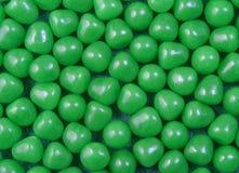 Grüne Süßigkeit lizenzfreies stockbild