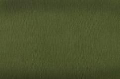 Grüne Segeltuchbeschaffenheit oder -hintergrund Lizenzfreies Stockbild