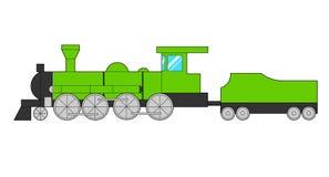 grüne Serie Lizenzfreies Stockbild