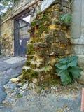 Grüne Steine Stockbild