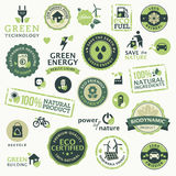 Grüne Technologie Stockfotografie