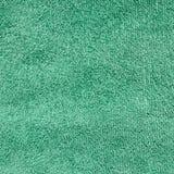 Grüne Tuch-Beschaffenheit Stockfotos