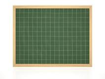 Grüne unbelegte Tafel Lizenzfreie Stockbilder