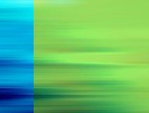 Grüne und blaue Beschaffenheit stock abbildung