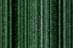 Grüne Unschärfelinie Hintergrund stockfoto