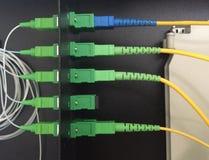 Grüne Verbindung Lizenzfreie Stockbilder