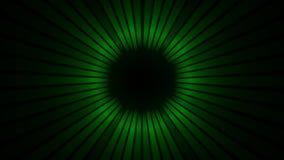 Grüne VU verdünnen Meter-Diskette stock video
