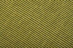 Grüne Wolldecke Lizenzfreies Stockbild