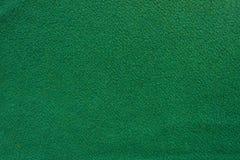 Grüne Wollebeschaffenheit Stockfotografie