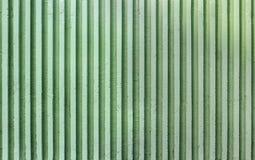 Grüne Zementwandbeschaffenheit für Hintergrund Lizenzfreies Stockbild