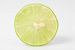 Grüne Zitrone Stockbild
