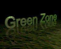 Grüne Zone vektor abbildung
