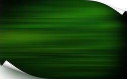 Grünen Sie Abdeckung Lizenzfreies Stockbild