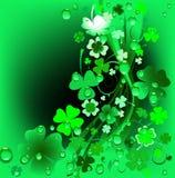 Grünen Sie Hintergrund Lizenzfreies Stockfoto