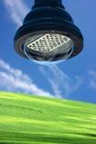 Grünen Sie Technologie Stockbild