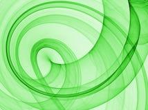 Grüner abstrakter Hintergrund Stockfotos