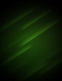 Grüner abstrakter Hintergrund Stockbilder