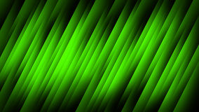 Grüner abstrakter Hintergrund auf dem schwarzen Streifen Stockfoto