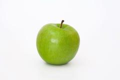 Grüner Apfel Stock Afbeeldingen
