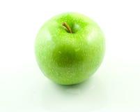 Grüner Apfel. Lizenzfreies Stockbild