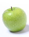 Grüner Apfel lizenzfreies stockbild